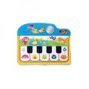 Пианино для кроватки со звуками и мелодиями