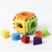 Логический куб «Геометрик»