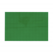 Пластина-основание для конструктора, 16 х 24 см