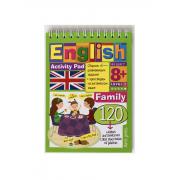 Умный блокнот English Family